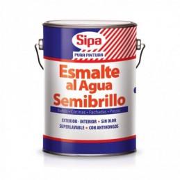 Esmalte Agua Semibrillo...