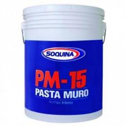 Soquina Pasta Muro Pm-15...