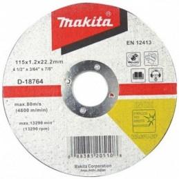 Disco Abrasivo 115X1,2...